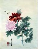 王姿尹書畫師生聯展06-王姿尹-彩吉豐來