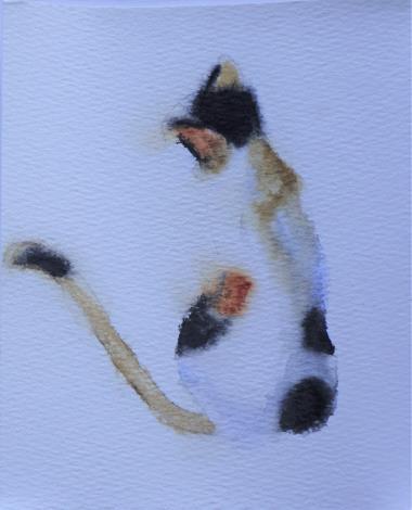 024-蘇品涵繪畫創作展-毛小孩動物系列