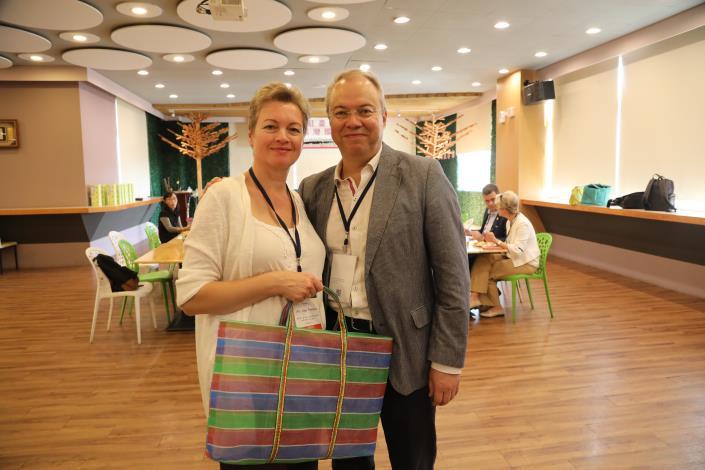 俄羅斯代表來函盛讚2019台灣國際蘭展 展現高度的專業與國民的美感-1