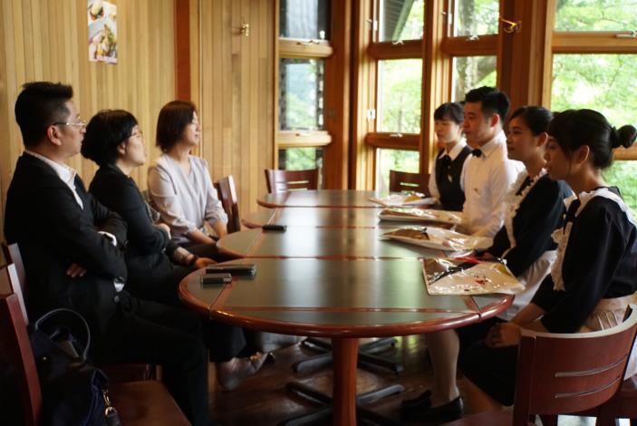 慶賀台南與日本日光市締盟十週年紀念,台南市王時思副市長率隊訪問日光市(共6張)-6