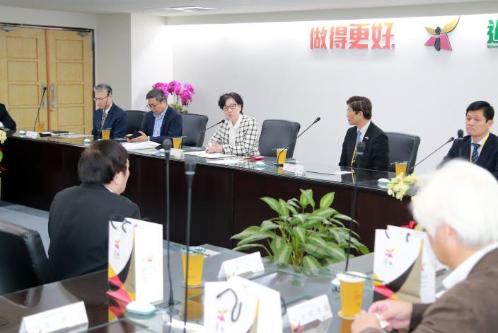 日本臺灣商會聯合總會蒞訪南市府 強化媒合臺日企業合作投資(共3張)-2