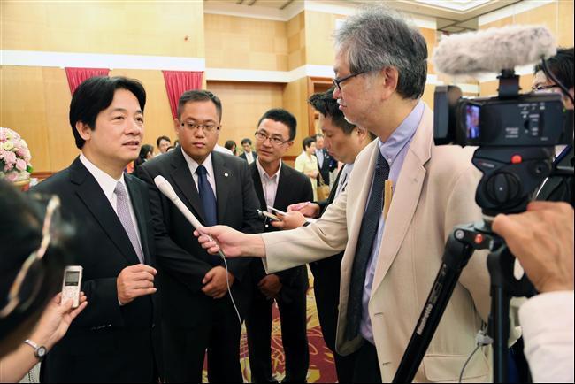 市長接受日本媒體專訪