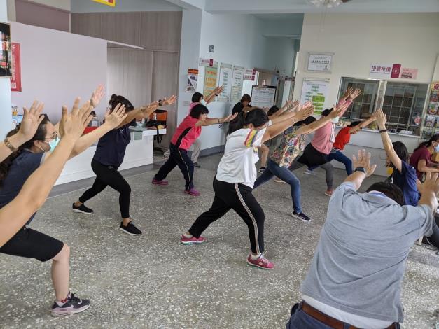 伸展運動2
