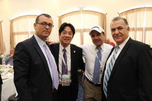 Meet with Nazareth Mayor