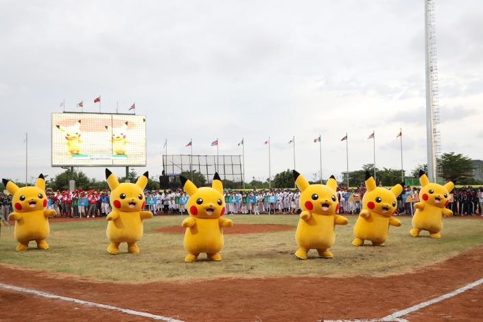 V WBSC U-12 Baseball World Cup Kicked Off on July 26 -4
