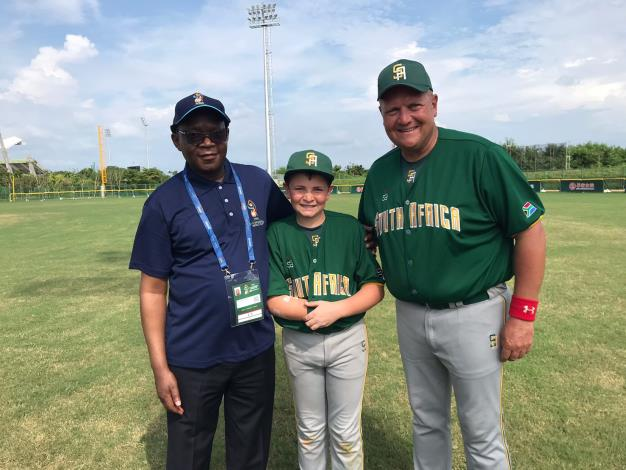 South African Representative Travels to Tainan to Show Support for U12 South African Athletes-2