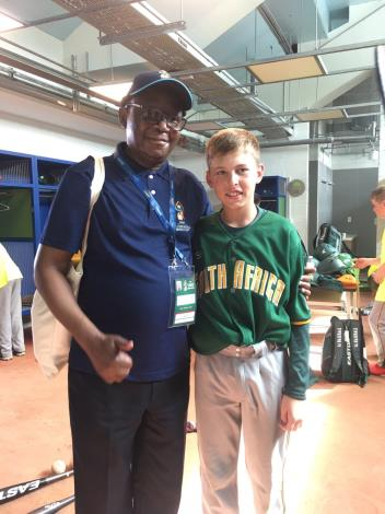 South African Representative Travels to Tainan to Show Support for U12 South African Athletes-6