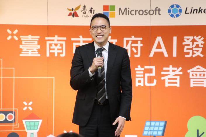 Tainan City Government Works with Microsoft and Linker Networks to Deploy New AI Strategy-5