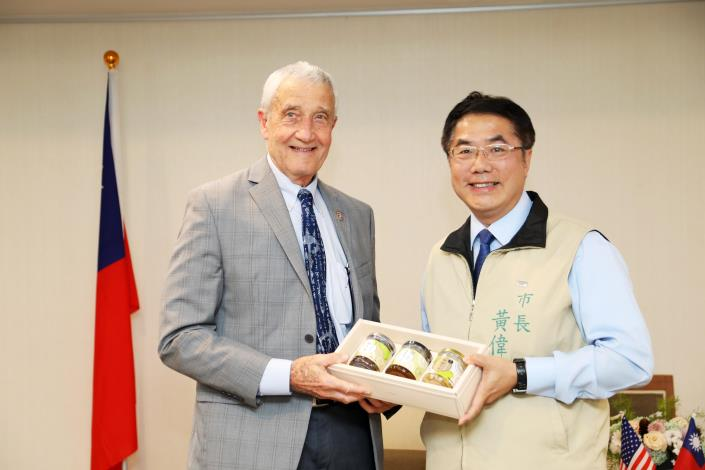 US Friendship State Arizona Delegation Arrives in Taiwan-3