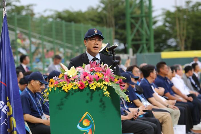 V WBSC U-12 Baseball World Cup Kicked Off on July 26 1