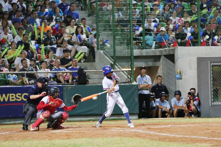V WBSC U-12 Baseball World Cup Kicked Off on July 26 -7