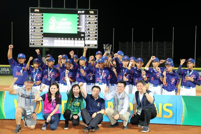 2019 第5回 WBSC U-12 ワールドカップ無事閉幕-3
