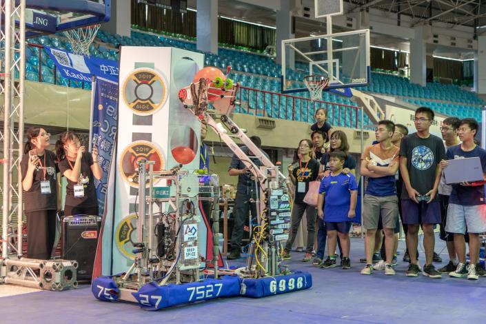 MakeX 2019 世界機器人挑戰賽台灣選拔賽
