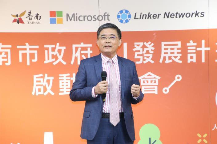 Linker Networks謝源寶(Paul Shieh)創辦人致詞.JPG