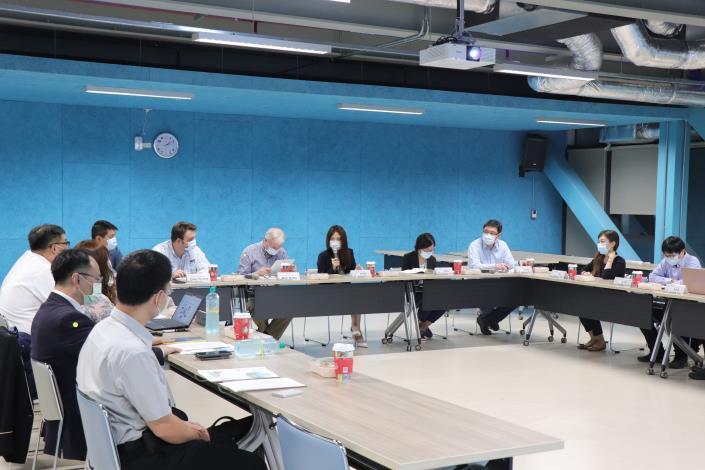 專題報告-沙崙智慧綠能科學城規劃與近程發展