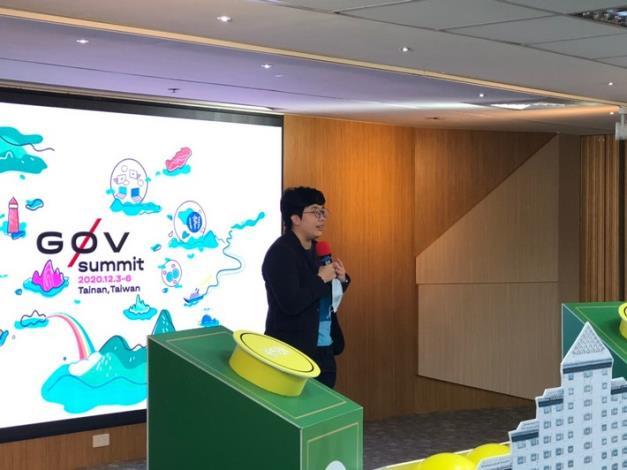 g0v summit 2020 在臺南 發佈記者會_g0vSummit2020總召致詞2