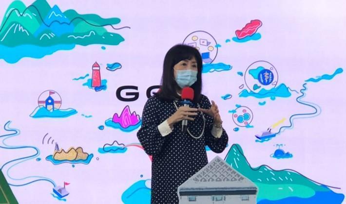 g0v summit 2020 在臺南 發佈記者會_蘇校長致詞