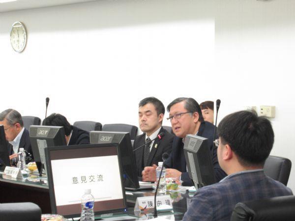 北海道大學愛努先住民研究中心-常本照樹主任提出問題