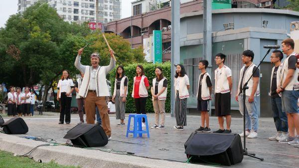 Onini西拉雅竹音樂團