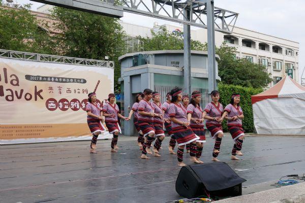 北頭洋舞團