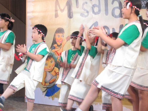 西拉雅族語表演
