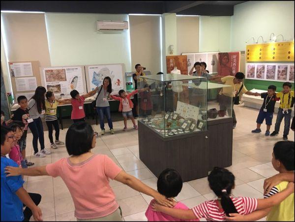 西拉雅文化會館-遊戲時間