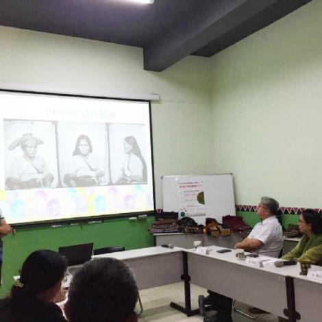 西拉雅藝術工藝座談會(第二場次)