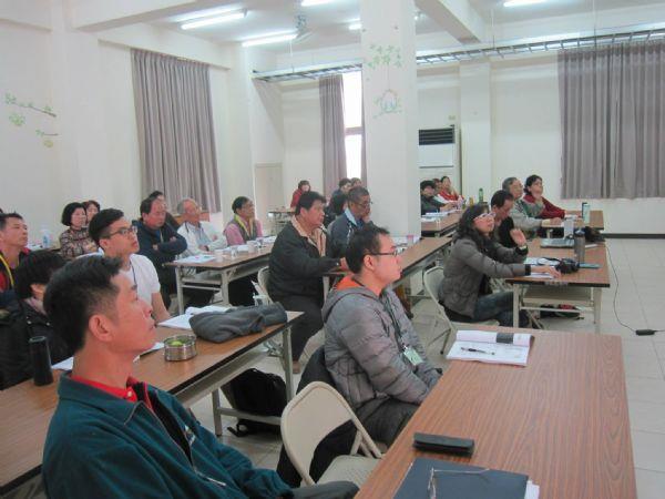 西拉雅文化志工培訓