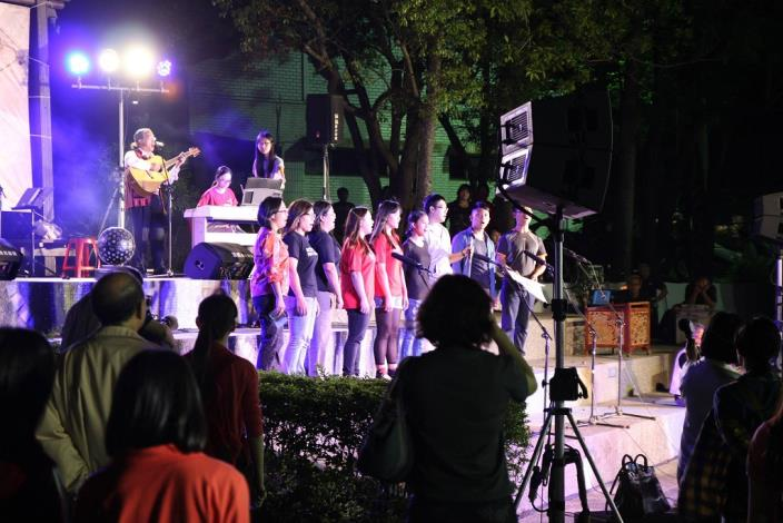 西拉雅歌謠組曲合唱