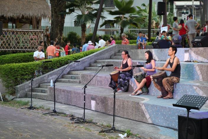 西拉雅聽世界音樂饗宴