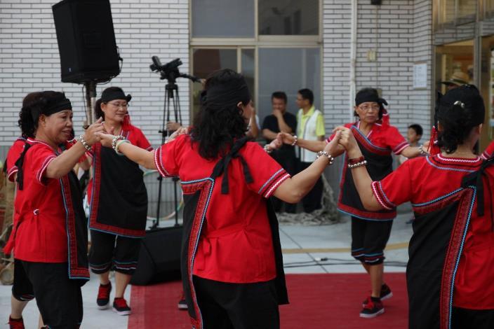西拉雅樂舞