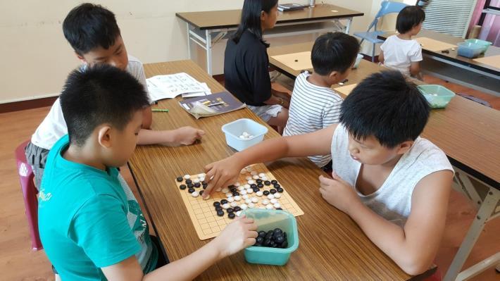 7-9月圍棋班