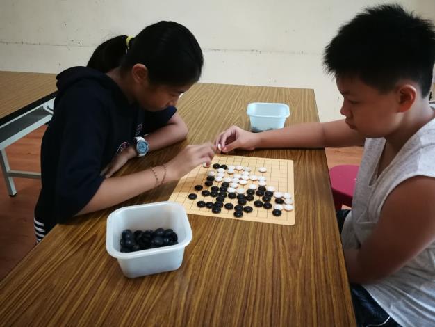 108年7-9月圍棋班