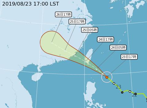 颱風顧名思義,除了嚴防豪雨,七級風🌪的破壞也很大喔3