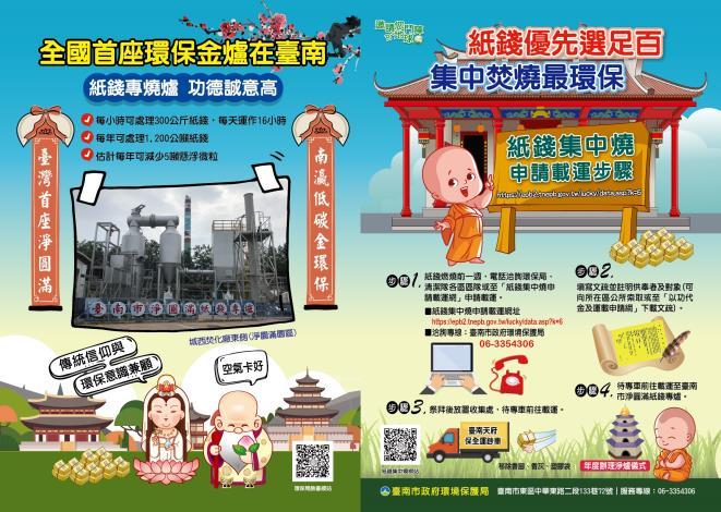 「臺南市空氣品質惡化防制計畫」1