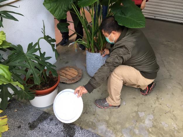 清除積水容器2