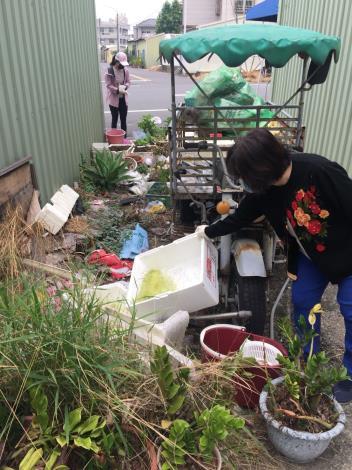 孳清積水容器3