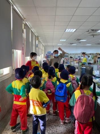 每位學童都複習了居家防火(居家火災住警器的安裝點)