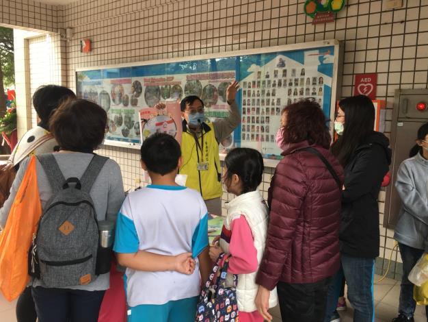 文化國小運動會(12/19)熱鬧登場,校方做好相關防疫措施