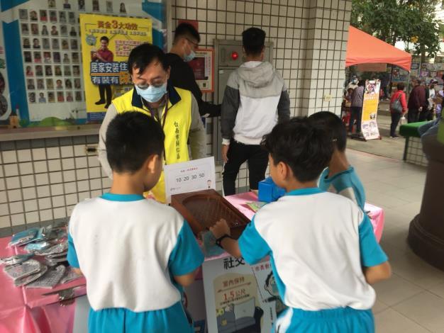 文化國小運動會2(12/19)熱鬧登場,校方做好相關防疫措施