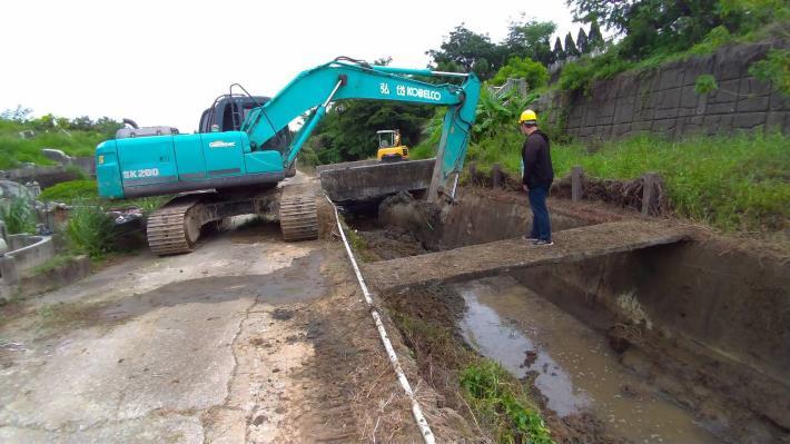 防洪措施並於雨後檢視居家環境