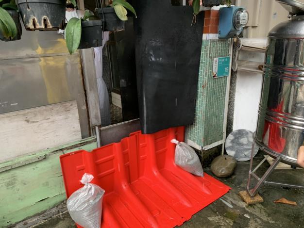 防洪措施並於雨後檢視居家環境(1)