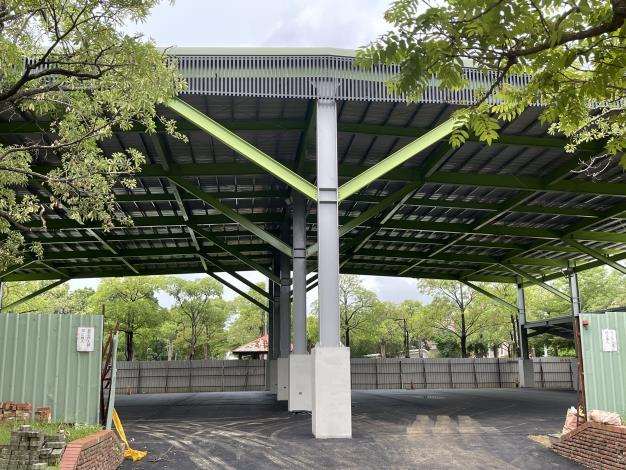 風雨球場工程