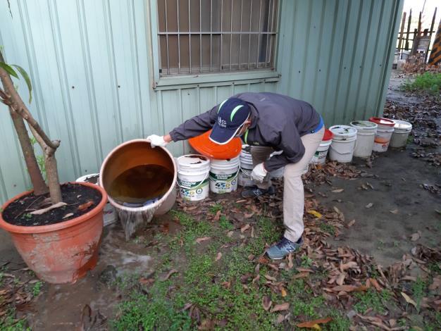 3除居家環境室內外積水容器3