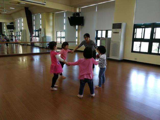 1-3月幼兒民族舞蹈體驗營