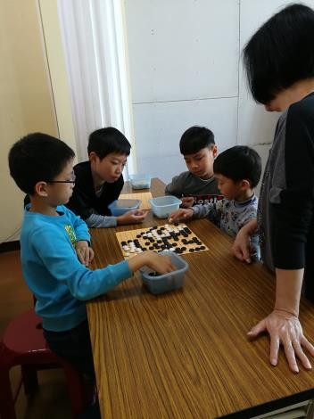 1-3月 圍棋班