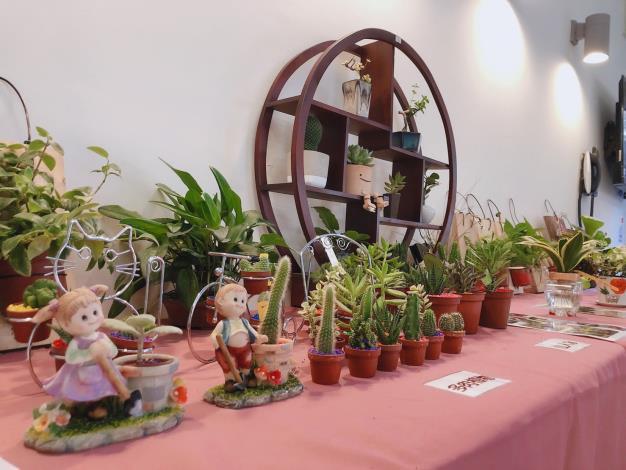 110年歸仁釋迦及七甲花卉展售會活動照片8