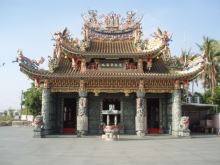 Tongzijun Temple
