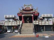 Nanbao Qingshi Temple