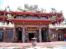 Xishi Wangyeh Temple